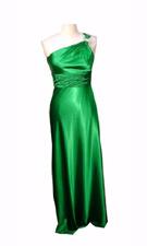 Adrianna Papell 041833010 Green Dress