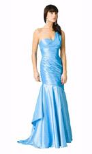 Adrianna Papell 07188003 Blue Dress