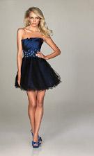 Allure 475 Navy Dress