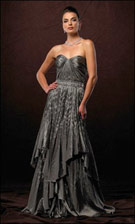 Alyce 12270 Aubergine Dress
