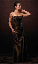 Alyce 12290 Chocolate Dress