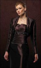 Alyce 12293 Chocolate Dress