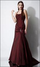 Alyce 3233 Burgundy Dress