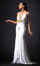 Alyce 5173 White Dress