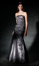 Alyce 5229 Black/Silver Dress