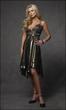 Alyce 6203 Metallic Dress