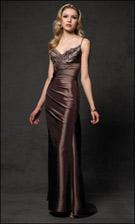 Alyce 6244 Brown Dress