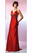 Amelie 8702 Prom Red Dress