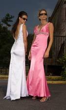 Anna Scott 12675 Whitepink Dress