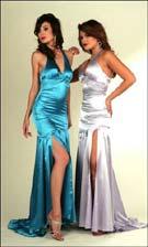 Atria 1203 Silver Dress