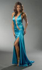 Atria 1224 Blue Dress