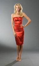 Atria 5004 Red Dress