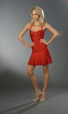 Atria 5012 Red Dress