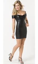 Atria 5142 Black Dress