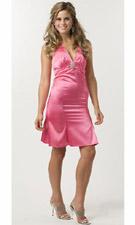 Atria 5601 Pink Dress