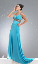Bari Jay 59015 Blue Dress