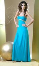 Bari Jay 59702 Blue Dress