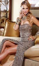 BGHaute F01023 Lead Dress