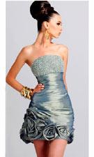 Blush 9083 Olive Dress