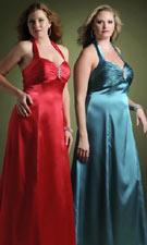 Cassandra Stone 75069 Red/Blue Dress