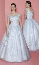 Dere Kiang 1455 White Dress
