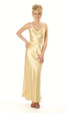 Faviana 5328 Gold Dress