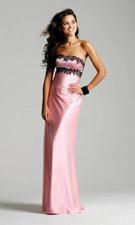 Faviana 5945 Pink Dress