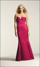 Faviana 6168 Fuchsia Dress