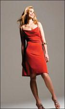 Faviana 6205 Red Dress