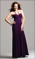 Faviana 6213 Purple Dress