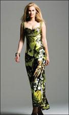Faviana 6231 Print Dress