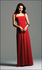 Faviana 6237 Red Dress