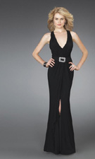 Femme 14336 Black Dress