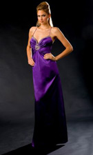 Flip 5014 Grape Dress