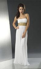 Flip 6503 White Dress