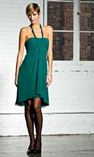 Flip 9012 Peacock Dress