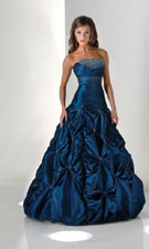 Flirt 1101 Blue Dress