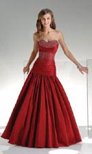 Flirt 1310 Red Dress