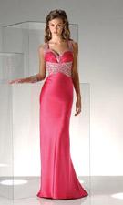 Flirt 4379 Pink Dress