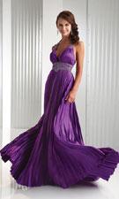 Flirt 4430 Purple Dress