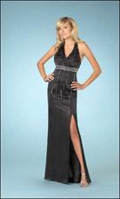 GiGi 13627 Black Dress