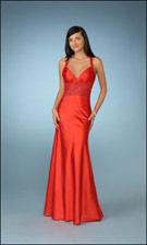 GIGI 13712 Red Dress