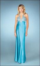 GiGi 13870 Royal Blue Dress