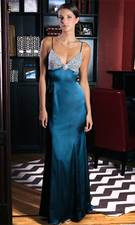 glamrous long gown