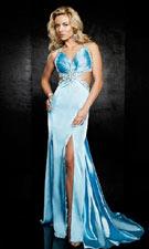 Jasz 3027 Sky Blue Dress