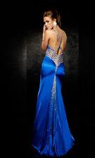 Jasz 3037 Blue Dress