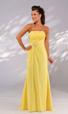 Joli 9004 Yellow Dress