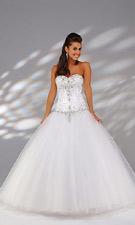 Joli Prom 9054 White Dress