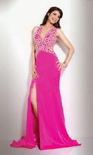 Jovani 7208 Pink Dress