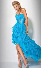 Jovani 7327 Blue Dress